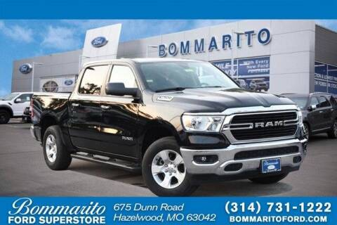 2020 RAM Ram Pickup 1500 for sale at NICK FARACE AT BOMMARITO FORD in Hazelwood MO