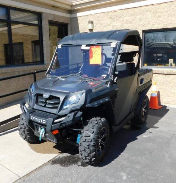 2020 CF Moto UFORCE 800 CF8 for sale at Will Deal Auto & Rv Sales in Great Falls MT