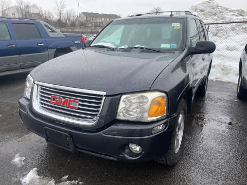 2007 GMC Envoy for sale at JerseyMotorsInc.com in Teterboro NJ