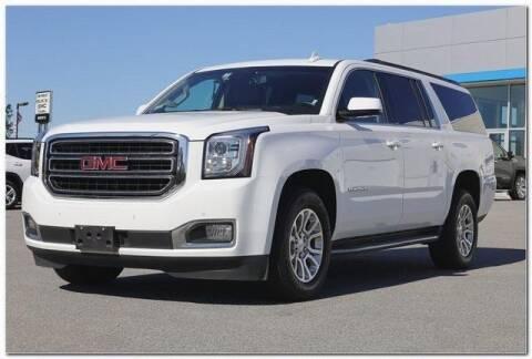 2019 GMC Yukon XL for sale at WHITE MOTORS INC in Roanoke Rapids NC