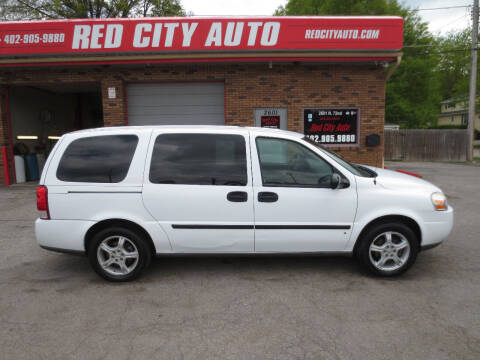 2008 Chevrolet Uplander for sale at Red City  Auto in Omaha NE