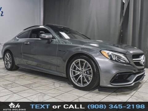 2018 Mercedes-Benz C-Class for sale at AUTO HOLDING in Hillside NJ