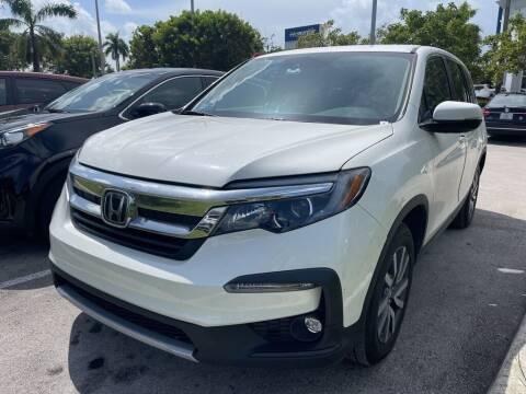 2019 Honda Pilot for sale at DORAL HYUNDAI in Doral FL