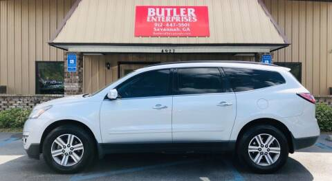 2016 Chevrolet Traverse for sale at Butler Enterprises in Savannah GA