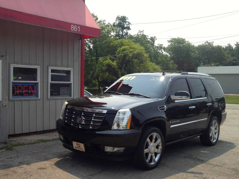 2008 Cadillac Escalade for sale at Midwest Auto & Truck 2 LLC in Mansfield OH
