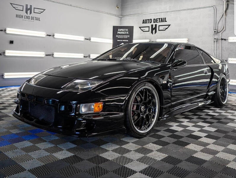 1991 Nissan 300ZX for sale at Ultimate Dream Cars in Wellington FL