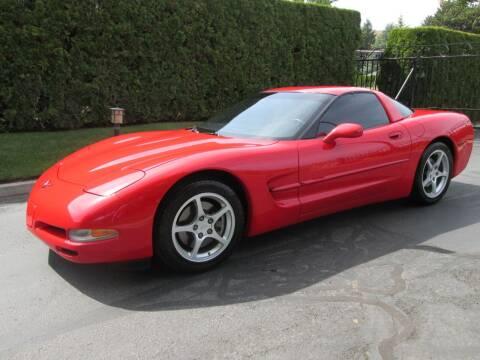 2000 Chevrolet Corvette for sale at Top Notch Motors in Yakima WA