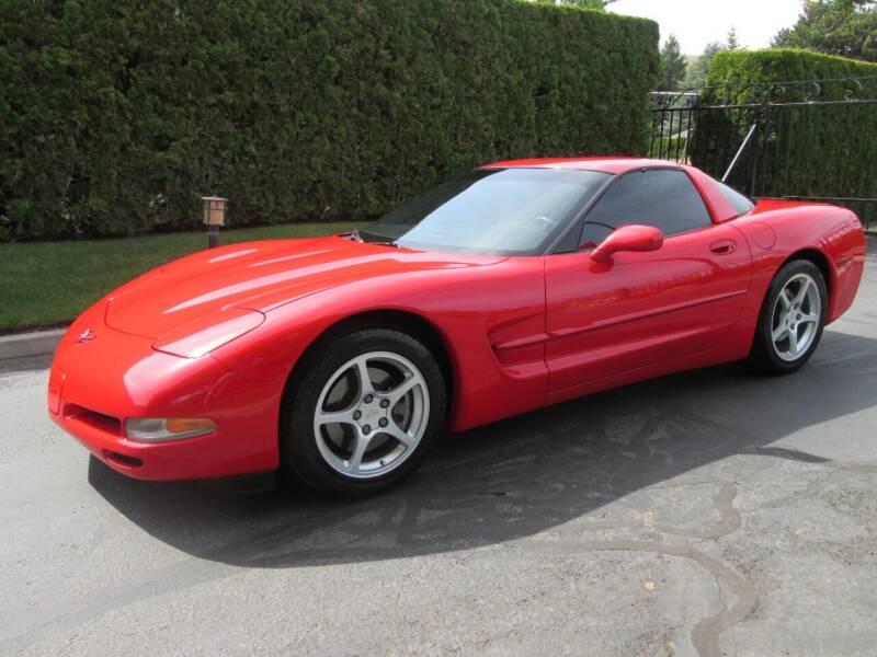 2000 Chevrolet Corvette for sale in Yakima, WA
