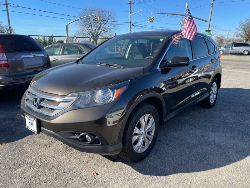 2014 Honda CR-V for sale at American Best Auto Sales in Uniondale NY