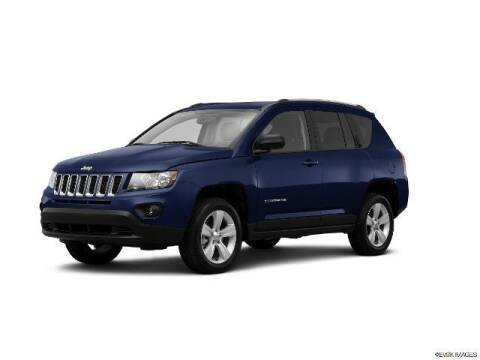 2014 Jeep Compass for sale at Griffeth Mitsubishi - Pre-owned in Caribou ME