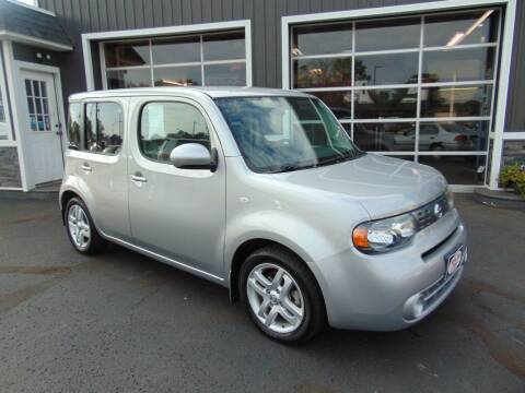 2010 Nissan cube for sale at Akron Auto Sales in Akron OH