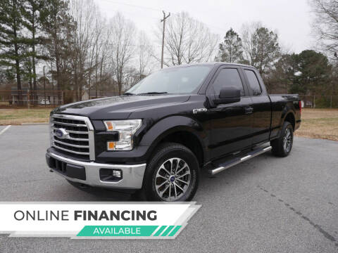 2017 Ford F-150 for sale at York Motor Company in York SC
