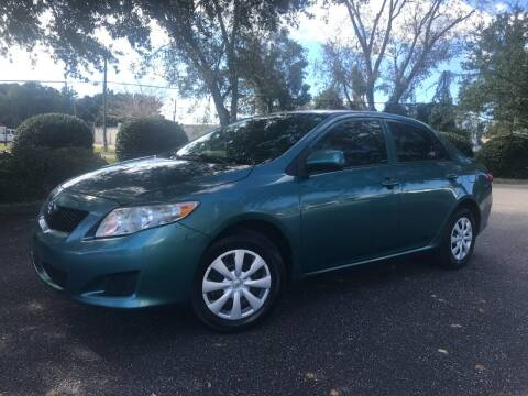 2010 Toyota Corolla for sale at Seaport Auto Sales in Wilmington NC