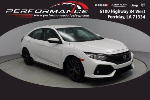 2019 Honda Civic for sale at Performance Dodge Chrysler Jeep in Ferriday LA