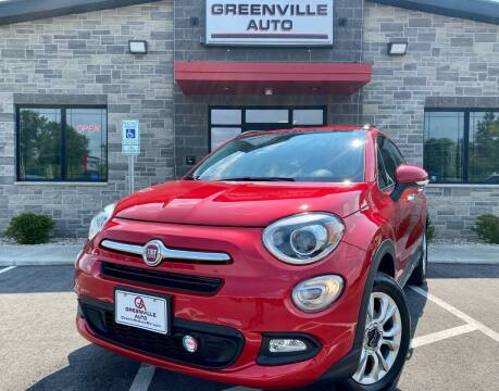2016 FIAT 500X for sale at GREENVILLE AUTO in Greenville WI