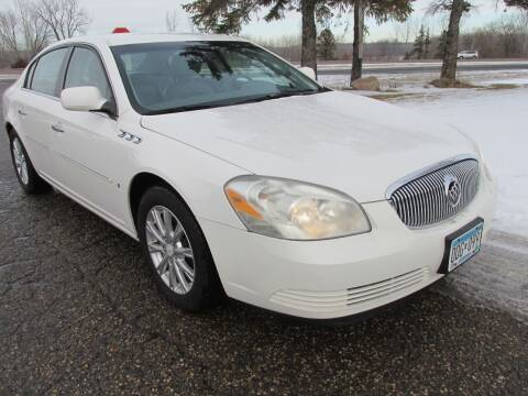 2009 Buick Lucerne for sale at Buy-Rite Auto Sales in Shakopee MN