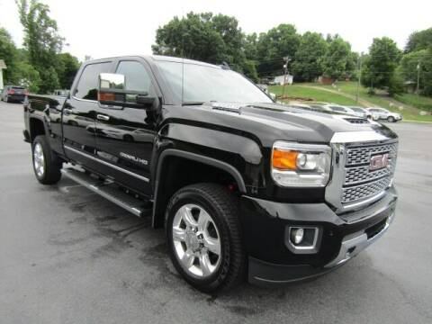 2018 GMC Sierra 2500HD for sale at Specialty Car Company in North Wilkesboro NC