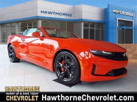 2021 Chevrolet Camaro for sale at Hawthorne Chevrolet in Hawthorne NJ