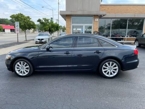 2014 Audi A6 for sale at Auto Sport INC in Grand Rapids MI