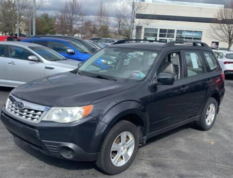 2011 Subaru Forester for sale at Broadway Garage of Columbia County Inc. in Hudson NY