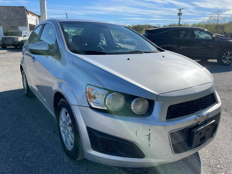 2013 Chevrolet Sonic for sale at Ron Motor Inc. in Wantage NJ