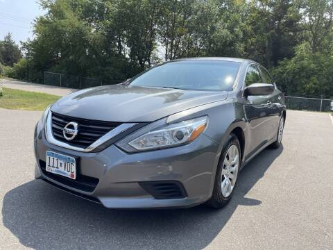 2016 Nissan Altima for sale at Ace Auto in Jordan MN