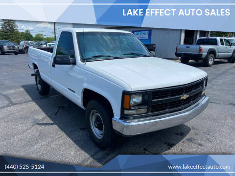 2000 Chevrolet C/K 3500 Series for sale at Lake Effect Auto Sales in Chardon OH