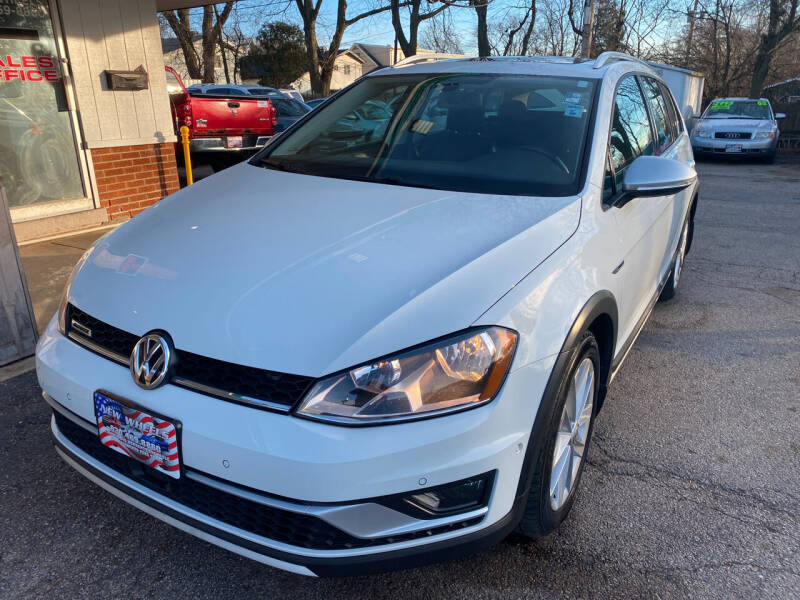 2017 Volkswagen Golf Alltrack for sale at New Wheels in Glendale Heights IL