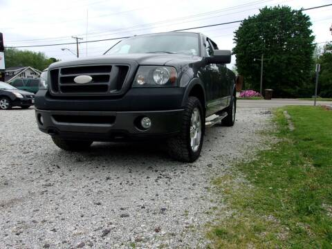 2007 Ford F-150 for sale at JEFF MILLENNIUM USED CARS in Canton OH