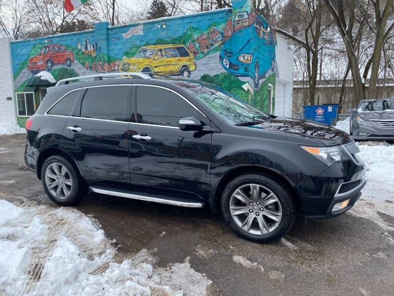 2011 Acura MDX for sale at Showcase Motors in Pittsburgh PA