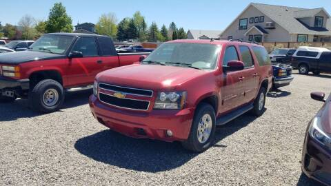 2012 Chevrolet Suburban for sale at Auto Depot in Carson City NV
