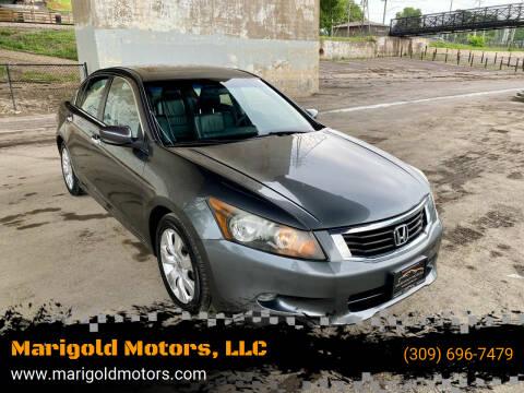 2010 Honda Accord for sale at Marigold Motors, LLC in Pekin IL