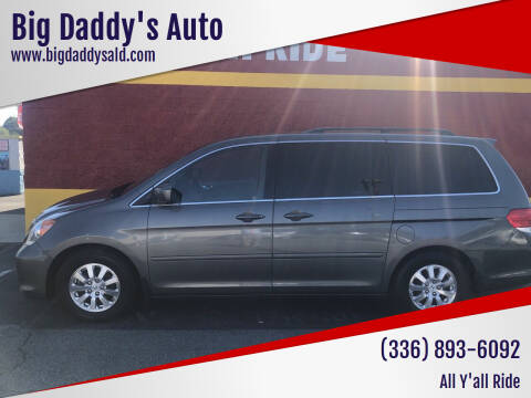 2008 Honda Odyssey for sale at Big Daddy's Auto in Winston-Salem NC
