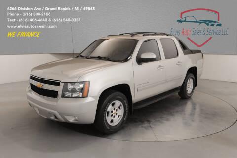2011 Chevrolet Avalanche for sale at Elvis Auto Sales LLC in Grand Rapids MI
