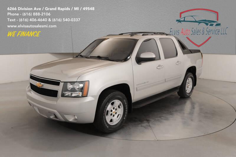 2011 Chevrolet Avalanche for sale in Grand Rapids, MI