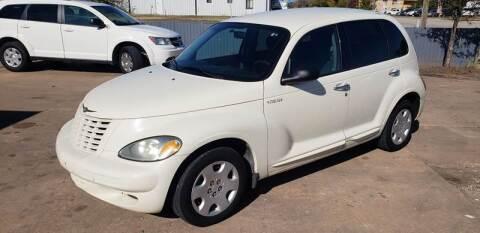 2005 Chrysler PT Cruiser for sale at Cash Car Outlet in Mckinney TX