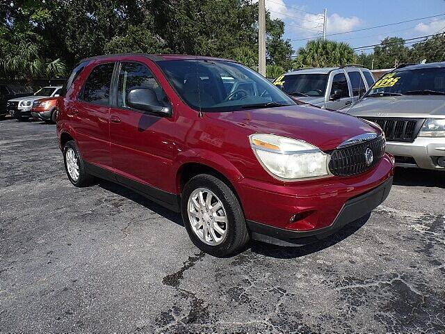 2006 Buick Rendezvous for sale at DONNY MILLS AUTO SALES in Largo FL