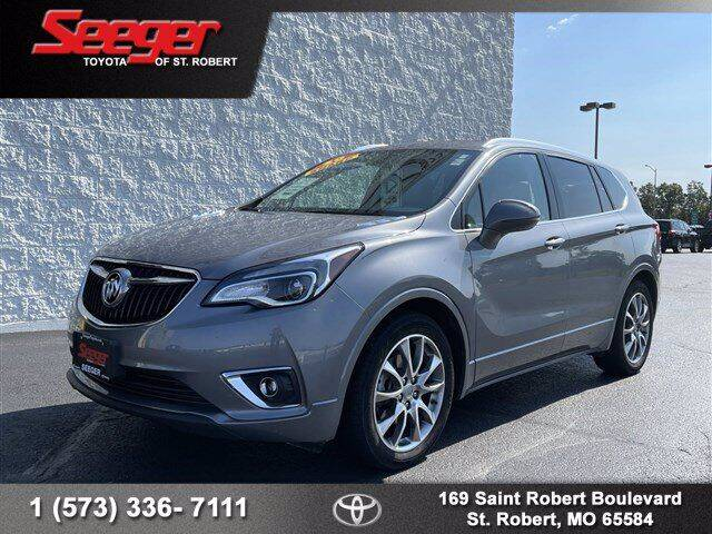 2020 Buick Envision for sale at SEEGER TOYOTA OF ST ROBERT in Saint Robert MO