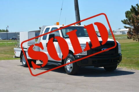 2011 Ford F-350 Super Duty for sale at Signature Truck Center - Service-Utility Truck in Crystal Lake IL
