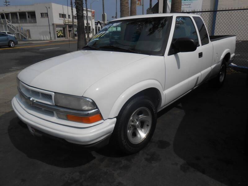 1999 Chevrolet S-10 for sale in Oceanside, CA
