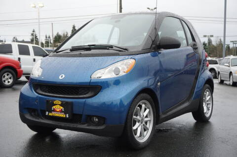 2008 Smart fortwo for sale at West Coast Auto Works in Edmonds WA