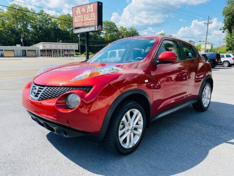 2011 Nissan JUKE for sale at A & M Auto Sales, Inc in Alabaster AL