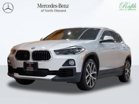 2018 BMW X2 for sale at Mercedes-Benz of North Olmsted in North Olmstead OH