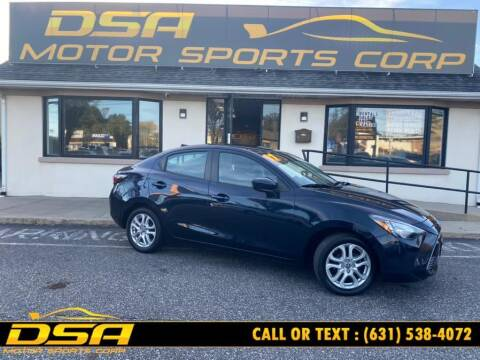 2017 Toyota Yaris iA for sale at DSA Motor Sports Corp in Commack NY
