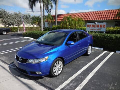 2010 Kia Forte for sale at Uzdcarz Inc. in Pompano Beach FL