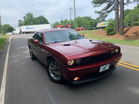2014 Dodge Challenger for sale at THE AUTO FINDERS in Durham NC