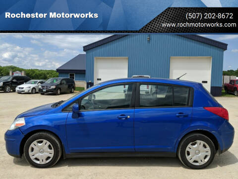 2011 Nissan Versa for sale at Rochester Motorworks in Rochester MN