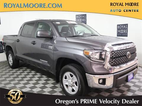 2020 Toyota Tundra for sale at Royal Moore Custom Finance in Hillsboro OR