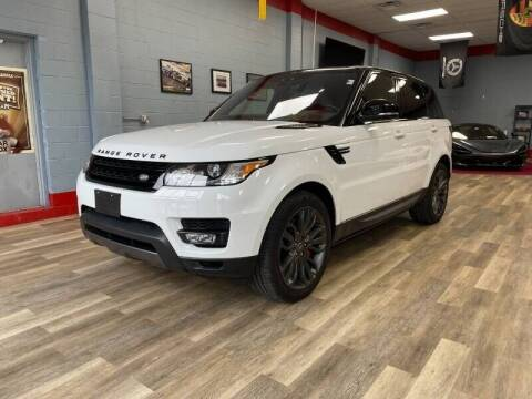 2017 Land Rover Range Rover Sport for sale at The Car Store in Milford MA