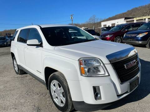 2015 GMC Terrain for sale at Ron Motor Inc. in Wantage NJ